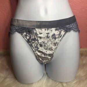 Other - NWT Velvet Light Blue panties